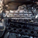 Замена прокладки клапанной крышки на дизельных двигателях Volvo
