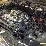 Замена прокладок клапанной крышки Volvo S80 V8