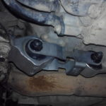 Замена опоры двигателя и тяги АКПП Volvo S80