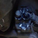 Замена и чистка фильтров на насосе муфты HALDEX Volvo XC70