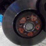 ТО Volvo XC90 и замена ступичного подшипника