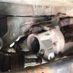 Ремонт редуктора Volvo XC90