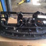 Замена торпедо и лобового стекла Volvo V40 CC
