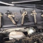 Проверка дизельных форсунок Volvo XC70