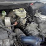Замена вакуумного усилителя тормозов Volvo XC90
