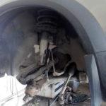 Замена ступичного подшипника Volvo XC70