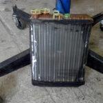 Замена радиатора печки Volvo S80