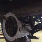 Замена сайлентблоков Volvo XC70