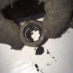 Чистка вентиляции картерных газов и замена бачка Volvo S60
