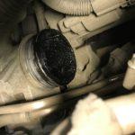 Чистка EGR и замена насоса ГУР Volvo XC90