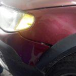 Мойка радиаторов Volvo XC70