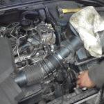 Замена масла в АКПП Volvo XC70