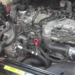 Замена генератора Volvo S80