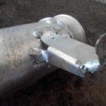 Ремонт патрубка интеркулера