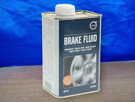 Тормозная жидкость DOT4+ Volvo 32214958 Volvo