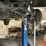 Ремонт задней подвески Volvo XC90