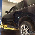 Замена задних тормозных колодок Volvo XC90 II