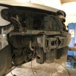 Мойка радиаторов Volvo S80