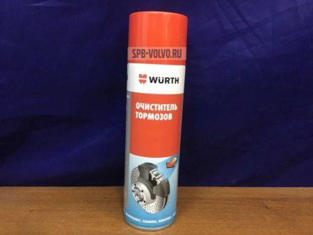 Очиститель Wurth 0890108730 Volvo