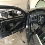 Замена проводки в двери Volvo S80