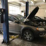 Замена масла АКПП Volvo XC70