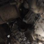 Замена сальника АКПП Volvo XC60