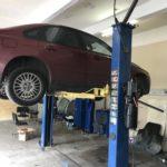 Замена пыльника ШРУСа Volvo S40