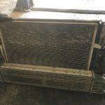 Мойка радиаторов Volvo XC60