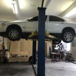 Ремонт углового редуктора Volvo S60