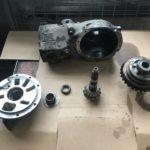 Ремонт редуктора и муфты Haldex Volvo под ключ