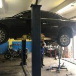 Ремонт редуктора и муфты Haldex Volvo S80