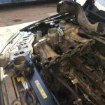 Чистка вентиляции картерных газов и дроссельной заслонки Volvo XC90
