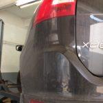 Замена патрубка интеркулера Volvo XC60
