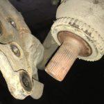 Замена ступичного подшипника Volvo XC90