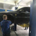 Ремонт подвески Volvo S80