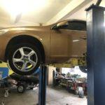 Ремонт редуктора и муфты Haldex Volvo S60