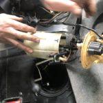 Замена топливного насоса и масла АКПП Volvo S60