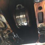 Замена шатунных вкладышей Volvo S80