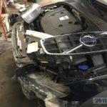 Ремонт патрубка интеркулера Volvo XC70