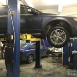 Обслуживание полного привода Volvo XC70