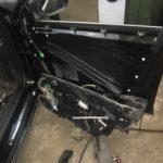 Ремонт замка двери Volvo S60