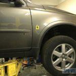 Замена насоса омывателя и масла АКПП Volvo XC90