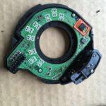 Замена кольца SAS