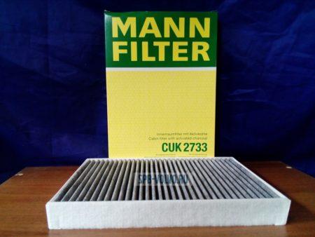 Фильтр салона (угольный) MANN CUK2733 Volvo