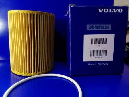 Фильтр масляный Volvo 30750013 Volvo