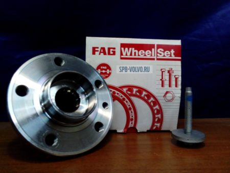 Ступица переднего колеса FAG 713660460 Volvo