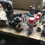 Ремонт редуктора и муфты Haldex Volvo V40 CC