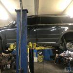 Ремонт заднего редуктора Volvo XC70