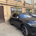 Замена масла в двигателе Volvo XC60 II SPA