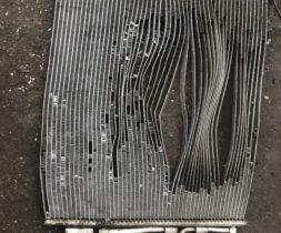 Износ радиатора кондиционера